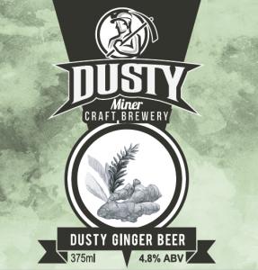 Dusty Ginger Beer